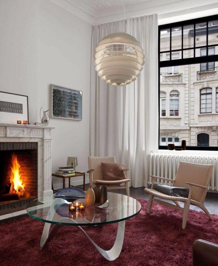 Art Nouveau Style Interior