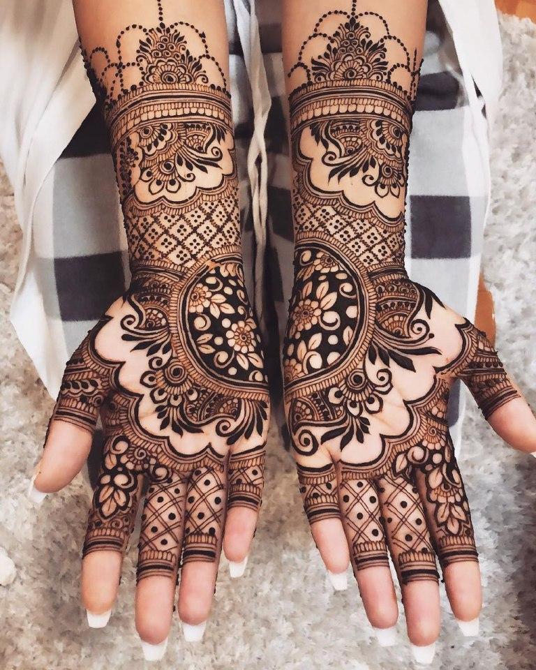 Crown Henna