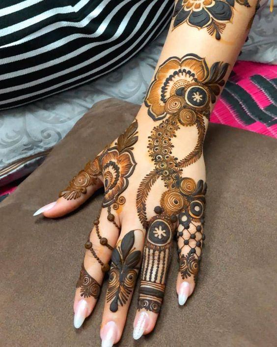 Dual Shaded Henna