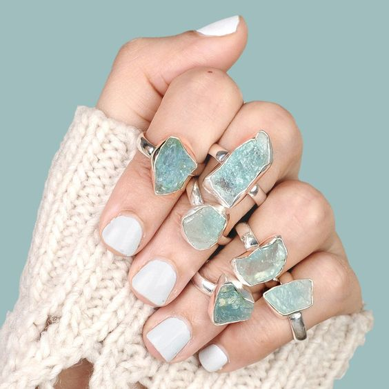 Woman Accessory Rings