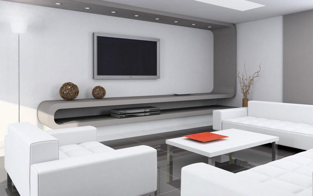 Hi Tech Style Interior