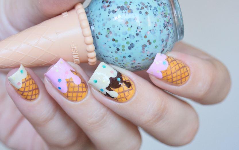 Sprinkle Manicure